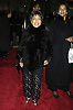 "Ruby Dee and daughter Hansa Muhammed ..arriving at the Broadway opening of ""The Color Purple"" ..produced by Oprah Winfrey on December 1, 2005 ..at The Broadway Theatre...Photo by Robin Platzer, Twin Images"