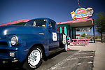 The Route 66 Diner in Kingman Arizona.