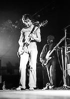 Fleetwood Mac performing in 1973. Credit: Ian Dickson/MediaPunch