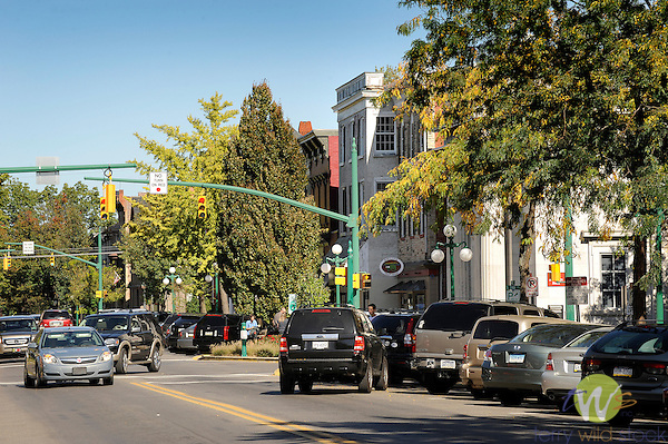Market Street, Lewisburg, PA.