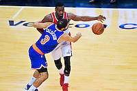 NBA Pre Season - Washington Wizards vs. New York Knicks, October 9, 2015