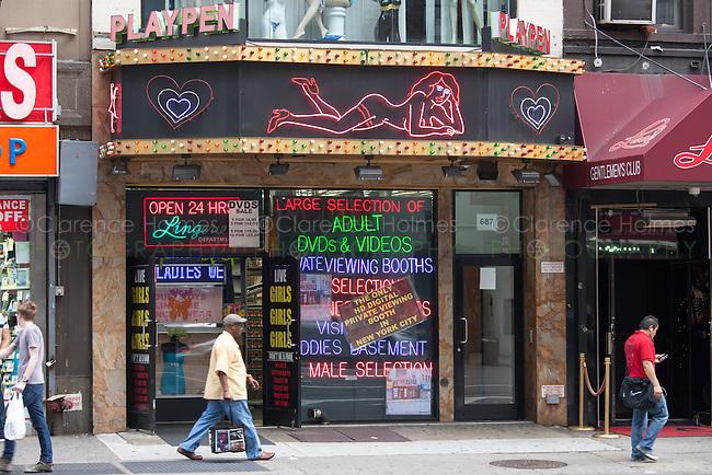 Adult entertainment new york city
