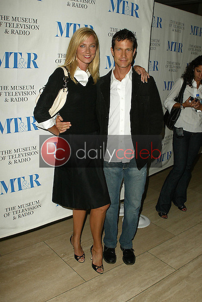 Joely Richardson and Dylan Walsh<br />at &quot;Miami Black and Blue: A Look at Nip/Tuck&quot;. Museum of Television and Radio, Los Angeles, CA. 09-19-05<br />Jason Kirk/DailyCeleb.com 818-249-4998