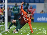 FUSSBALL   1. BUNDESLIGA  SAISON 2012/2013   15. Spieltag TSG 1899 Hoffenheim - SV Werder Bremen    02.12.2012 Sebastian Proedl (SV Werder Bremen)