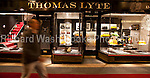 C and S Ltd - Thomas Lyte - Burlington Arcade  9th December 2010