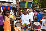 Tribe Wanted, John Obey Beach, Sierra Leone Waterloo market