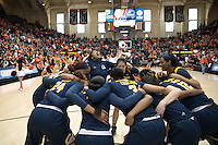Cal Basketball W vs Oregon State, February 26, 2017
