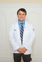 Nicholas Bonenfant. Class of 2017 White Coat Ceremony.
