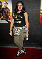 HOLLYWOOD, LOS ANGELES, CA, USA - MAY 30: Shawna Craig at 'The Odd Way Home' Los Angeles Premiere held at the Arena Cinema Hollywood on May 30, 2014 in Hollywood, California, Los Angeles, California, United States. (Photo by Celebrity Monitor)