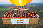 20100828 August 28 Cairns Hot Air Ballooning