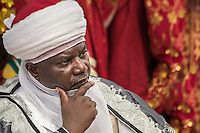 His Royal Higness Alh Samaila Muhammed Mera (CON), Emir of Argungu.