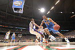 31 MAR 2007:  during the University of California - Los Angeles vs University of Florida national semifinal game at the NCAA Men's Division I Basketball Final Four held at the Georgia Dome in Atlanta, GA. Rich Clarkson/NCAA Photos