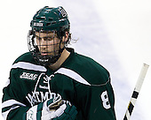 Tim O'Brien (Dartmouth - 8) - The Boston College Eagles defeated the visiting Dartmouth College Big Green 6-3 (EN) on Saturday, November 24, 2012, at Kelley Rink in Conte Forum in Chestnut Hill, Massachusetts.