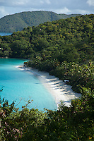 Trunk Bay.St. John.Virgin Islands National Park