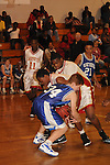 Lafayette Middle School vs. Water Valley Middle School in basketball action in Oxford, Miss. on Tuesday, November 1, 2011.