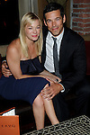 LeAnn Rimes and Eddie Cibrian at LAVO nightclub, April 18, 2010, Las Vegas, NV