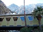 Visitor Center at bottom of Palm Spring Tram