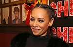 Mel B Joins The Cast of 'Chicago' - Photocall
