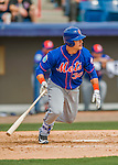 3 March 2016: New York Mets outfielder Michael Conforto in action during a Spring Training pre-season game against the Washington Nationals at Space Coast Stadium in Viera, Florida. The Mets fell to the Nationals 9-4 in Grapefruit League play. Mandatory Credit: Ed Wolfstein Photo *** RAW (NEF) Image File Available ***