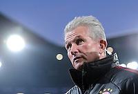 FUSSBALL   1. BUNDESLIGA  SAISON 2011/2012   12. Spieltag FC Augsburg - FC Bayern Muenchen         06.11.2011 Trainer Jupp Heynckes  (FC Bayern Muenchen)