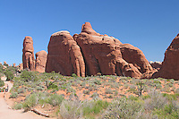 Arches Nat`l Park, Utah, USA