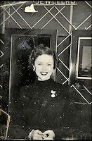 BNPS.co.uk (01202 558833)<br /> Pic: DominicWinter/BNPS<br /> <br /> Shirley Temple.<br /> <br /> A remarkable set of 430 candid photographs of Hollywood royalty have been unearthed after 50 years.<br /> <br /> Included in the collection of unpublished pictures are snaps of silver screen icons Paul Newman, Charlie Chaplin, Bette Davis, Audrey Hepburn, and Dean Martin.<br /> <br /> Paul Newman is captured looking over his shoulder at the wheel of his car and Charlie Chaplin is pictured without his trademark moustache. <br /> <br /> Audrey Hepburn has posed with her then husband actor Mel Ferrer while Bette Davis can be seen puffing on a cigarette.<br /> <br /> The snaps were taken by obsessive amateur photographer Dwight 'Dodo' Romero from 1954 to 1967 who would hang around at Hollywood parking lots and other hang-outs to catch a glimpse of the stars.<br /> <br /> The photos, which more recently belonged to a book dealership in York, have emerged for auction and are tipped to sell for &pound;800.