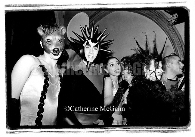 February 1992:  Club Kids Style Summit, a national club kids fashion contest at the LImelight nightclub in New York City.
