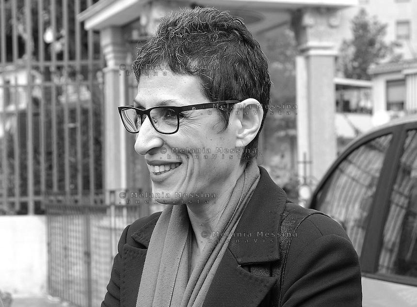 Antonella Monastra:centre-left candidate for mayor of Palermo.<br /> Antonella Monastra: candidata a sindaco per la citt&agrave; di Palermo nello schieramento di centrosinistra -