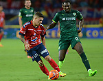 Independiente Medellín igualó como local 1-1 ante La Equidad. Fecha 16 Liga Águila I-2017.