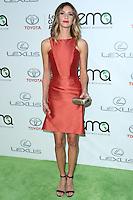 BURBANK, CA, USA - OCTOBER 18: Dawn Olivieri arrives at the 2014 Environmental Media Awards held at Warner Bros. Studios on October 18, 2014 in Burbank, California, United States. (Photo by Xavier Collin/Celebrity Monitor)