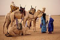 Nomads, Muslim Tuaregs
