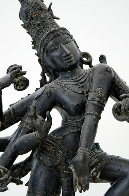 Hindu Shiva statue
