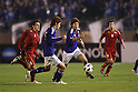 Yuki Otsu (JPN), .NOVEMBER 27, 2011 - Football / Soccer : .Men's Asian Football Qualifiers Final Round .for London Olympic Games .between U-22 Japan 2-1 U-22 Syria .at National Stadium, Tokyo, Japan. .(Photo by YUTAKA/AFLO SPORT) [1040]
