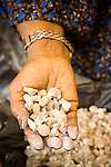 Frankincense vendor at the Salalah Souq. Oman - National Geographic Traveler