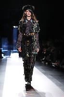 FEB 23 Desigual show at Milan Fashion Week