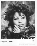 Cheryl Lynn..photo from promoarchive.com/ Photofeatures....
