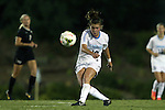 09 October 2014: North Carolina's Joanna Boyles. The University of North Carolina Tar Heels hosted the Wake Forest University Demon Deacons at Fetzer Field in Chapel Hill, NC in a 2014 NCAA Division I Women's Soccer match. UNC won the game 3-0.