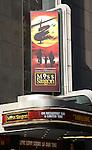 'Miss Saigon' - Theatre Marquee