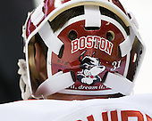 Sean Maguire (BU - 31) - The Boston University Terriers defeated the visiting Providence College Friars 4-2 (EN) on Saturday, December 13, 2012, at Agganis Arena in Boston, Massachusetts.