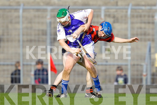 Saint Brendans v  Ballyheigue in the Minor County Hurling Final at Austin Stack Park on Sunsay.