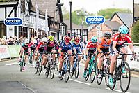 Picture by Alex Whitehead/SWpix.com - 12/05/2017 - Cycling - Tour Series Round 3, Northwich - Matrix Fitness Grand Prix - WNT