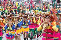 Carnaval de Negros y Blancos 2017, 02/07-01-2017. Pasto, Colombia