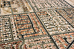 Urban sprawl in Las Vegas, Nevada, Las Vegas, city, growth of sprawl of Las Vegas, arial, Photo nv296-18722..Copyright: Lee Foster, www.fostertravel.com, 510-549-2202,lee@fostertravel.com