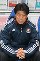 Yasuhiro Higuchi Head Coach (F Marinos), .March 17, 2012 - Football / Soccer : .2012 J.LEAGUE Division 1, 2nd Sec .match between Yokohama F Marinos 0-2 Vegalta Sendai .at NISSAN Stadium, Kanagawa, Japan. .(Photo by Daiju Kitamura/AFLO SPORT) [1045]