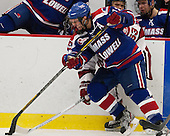 Josh Holmstrom (UML - 12) - The visiting University of Massachusetts Lowell River Hawks defeated the Harvard University Crimson 5-0 on Monday, December 10, 2012, at Bright Hockey Center in Cambridge, Massachusetts.