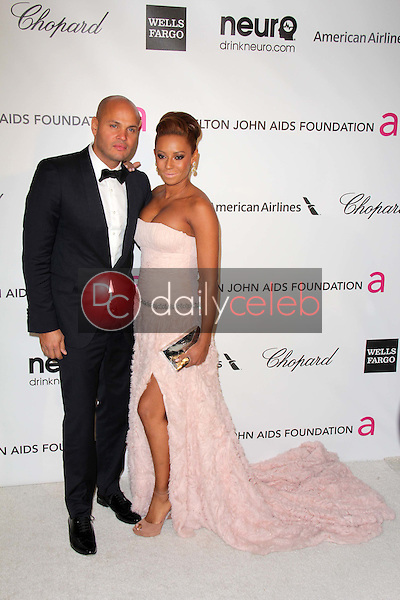 Stephen Belafonte, Melanie Brown<br />