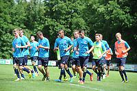 VOETBAL: LANGEZWAAG: 25-06-2013, Training sc Heerenveen, Eredivisie seizoen 2013/2014, © Martin de Jong