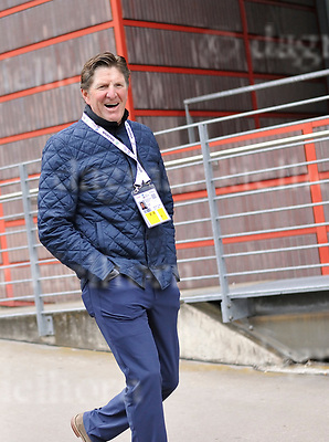 Friday, 5 May, 2017,Lanxess Arena , Cologne/GER<br /> IIHF World Hockey Championship 2017<br /> USA  vs  GER<br /> Canada`s,Toronto`s famous Head Coach Mike Babcock will watch the games in Cologne