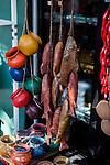 The Historic Market Square El Mercado in San Antonio, Texas is the largest Mexican market outside Mexico.