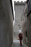 Capalbio. Il castello